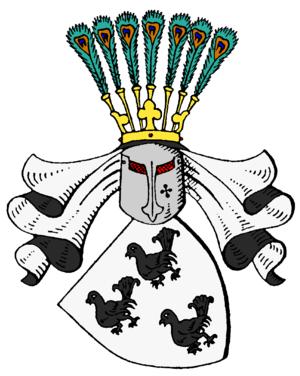 Moltke - Moltke coat of arms