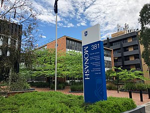 Monash University, Parkville campus - Image: Monash University Parkville Pharmacy