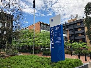 Monash University, Parkville campus pharmacy faculty of Monash University