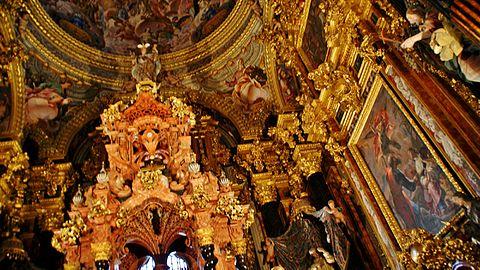 Monasterio de la Cartuja de Granada