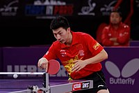 Mondial Ping - Men's Singles - Round 4 - Ma Long-Koki Niwa - 11.jpg