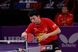 Mondial Ping - Men's Singles - Round 4 - Ma Long-Koki Niwa - 11