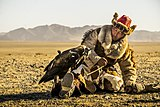Mongolian Man and his Eagle.jpg