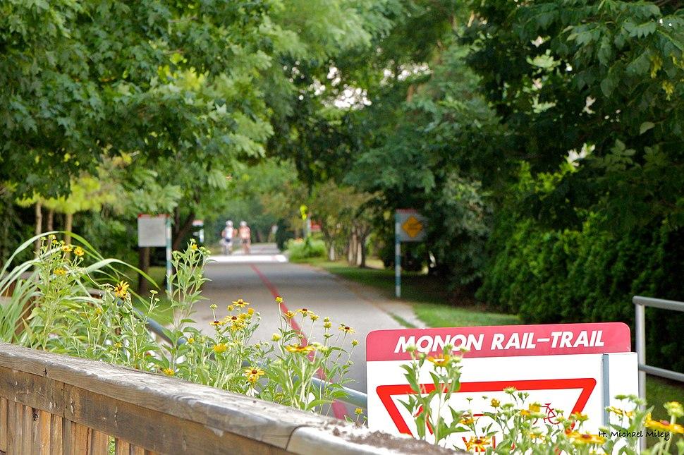 Monon Rail-Trail Indianapolis