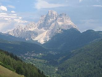 Province of Belluno - Monte Pelmo.