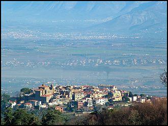 Monte Porzio Catone - Image: Monte Porzio Catone