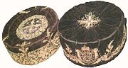 180px-Montenegrin_caps_of_Queen_Milena_and_King_Nikola.jpg