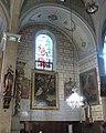 Montpellier,St Matthieu59,2e chapelle Nord1.jpg