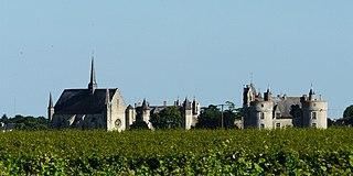 Montreuil-Bellay Commune in Pays de la Loire, France