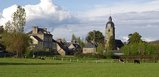 Montsecret-Clairefougère Commune in Normandy, France