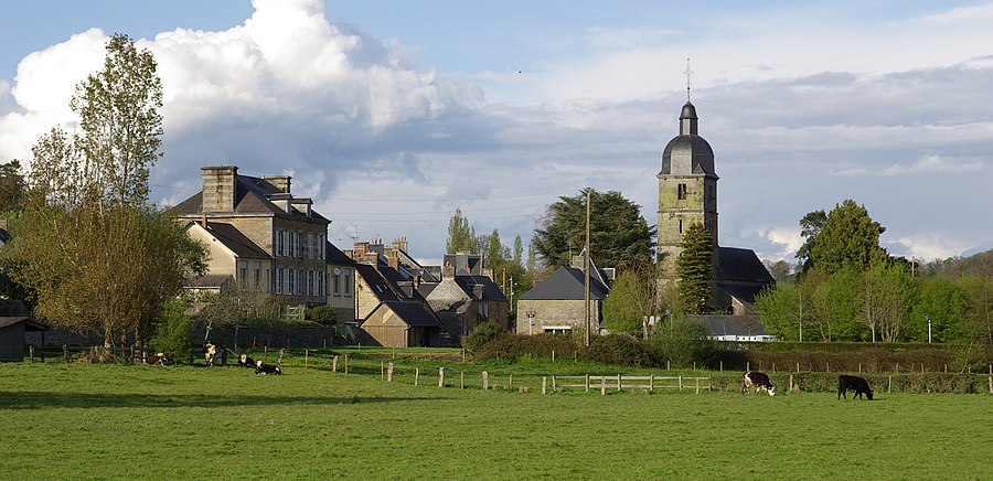 Montsecret-Clairefougère