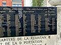 Monument Martyrs Résistance Déportation Livry Gargan 7.jpg