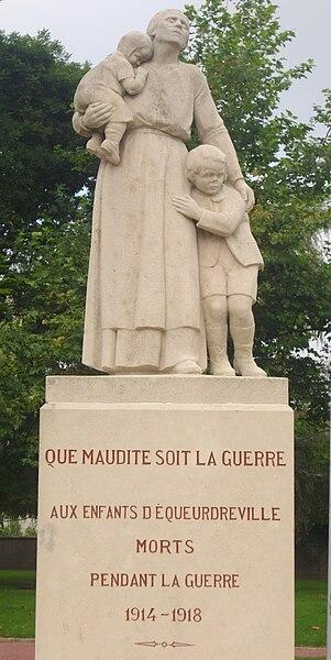 La paix 301px-Monument_aux_morts_d%27Equeurdreville