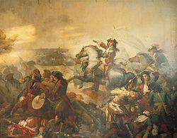 Raymond Monvoisin: The Battle of Denain