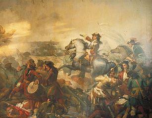 The Battle of Denain