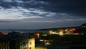 Mosteiros, Cape Verde - Morning in Mosteiros.