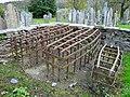 Mortsafes in Logierait kirkyard - geograph.org.uk - 278670.jpg