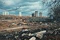 Moscow, Selskokhozyaystvennaya Street 46 demolition (25381503509).jpg