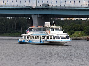 Moskva-89 on Khimki Reservoir 25-jun-2012 02.JPG