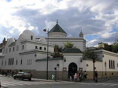 Große Pariser Moschee