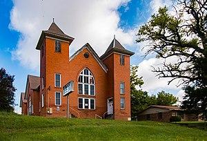Mount Vernon African Methodist Episcopal Church (Palestine, Texas) - Image: Mount Vernon 2 (1 of 1)