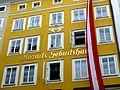 Mozarts Geburtshaus Getreidegaße Salzburg Austria - panoramio (1).jpg