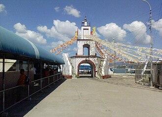 Lapu-Lapu, Philippines - Image: Muelle Osmeña