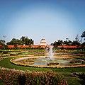 Mughal Garden, Rashtrapathi Bhavan - panoramio (1).jpg