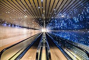 Multiverse light sculpture - HDR