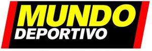 Mundo Deportivo - Image: Mundo Deportivo