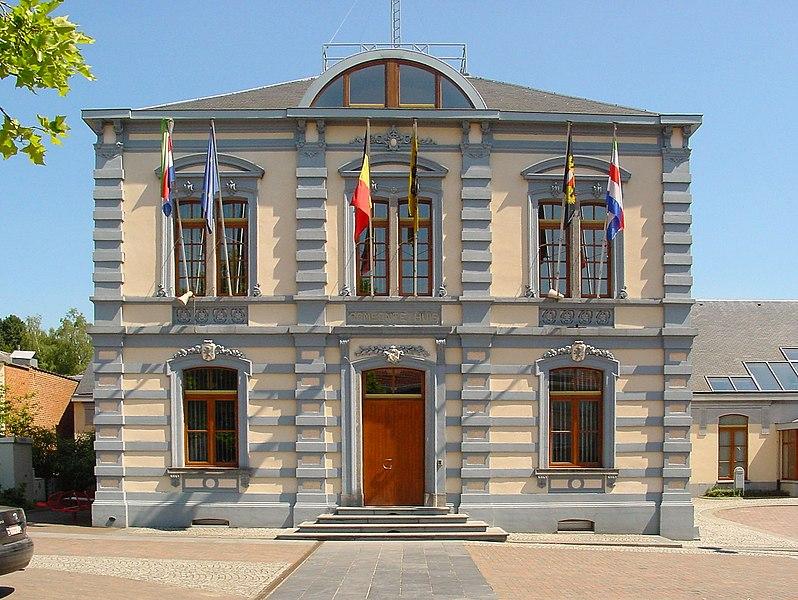 Municipality house in Huldenberg