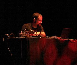 Murcof - Murcof performing at Sonar Festival, Barcelona, June 15th 2007
