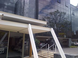Murray and Roberts Holdings - Murray and Roberts Construction, 20 Skeen Boulevard, Bedfordview, South Africa