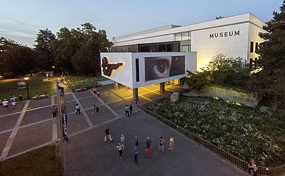 Comment aller à Muséum D'Histoire Naturelle en transport en commun - A propos de cet endroit
