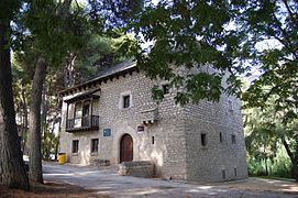 Museo de Zaragoza. Sección de Etnología.jpg