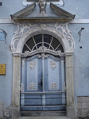 Latvian Museum of Pharmacy - Museum entrance