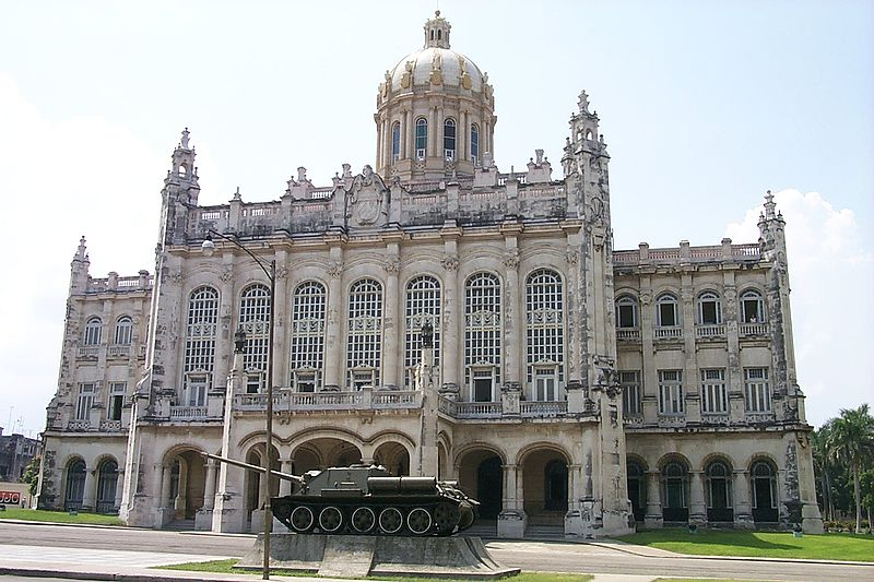 Archivo:Museum of Revolution Cuba.jpg