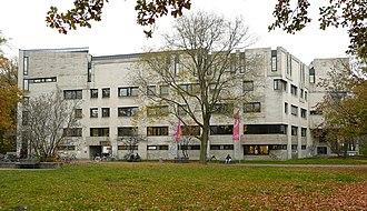 Hochschule für Musik, Theater und Medien Hannover - Main building, Emmichplatz