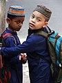 Muslim Schoolboys - Chittagong - Bangladesh (13058130525).jpg