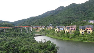OCT East - Tianlu (天麓) Mansions, holiday residences in OCT East