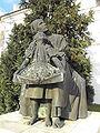 Návay Lajos statue side figure 01.jpg