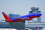 N476WN Southwest Airlines 2004 Boeing 737-7H4 C-N 32475 (7399488956).jpg