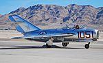 N87CN Mikoyan-Gurevich MiG-15 Fagot C-N 910-51 (15598958280).jpg
