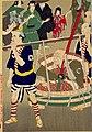 NDL-DC 1301525 02-Tsukioka Yoshitoshi-新撰東錦絵 大久保彦左衛門盥登城之図-明治19-crd.jpg