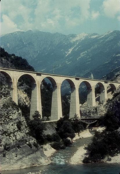 Grabovica-viadukt