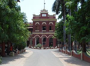 National Institute of Technology, Patna - NIT Patna Main building