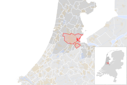 How to get to Amsterdam with public transit - About the place