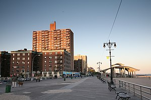 Brighton Beach, New York City