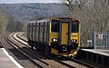 Nailsea and Backwell railway station MMB 91 150263.jpg