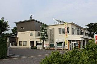Village in Tōhoku, Japan